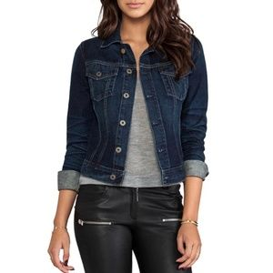 AG Adriano Goldschmied Robyn denim jacket M
